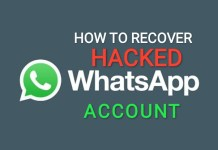 How to recover Your hacked WhatsApp account on Android 2021