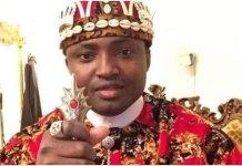 Breaking: IPOB Sacks Nnamdi Kanu's Successor, See Reason