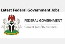 FG Agencies Currently Recruiting