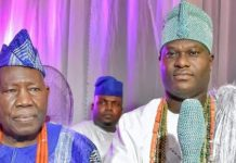 Sunday Igboho's Trial: Ooni, Olubadan Delegations Arrive Benin Republic