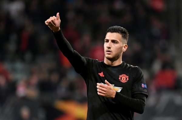 United To Keep Diogo Dalot