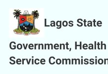 Apply For Latest Job Vacancies At Lagos State Health Service Commission
