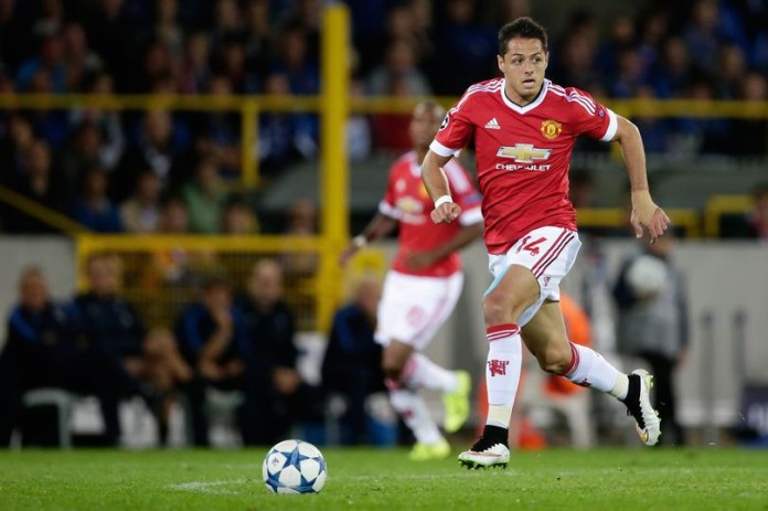 Former Man Utd striker Chicharito reveals his mental health challenge
