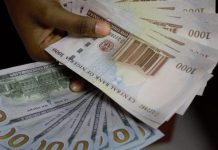 Dollar To Naira Exchange Rate Today 15 October 2021 (Black Market Rate)