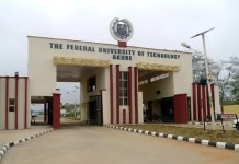 FUTA Academic Calendar for 2020/2021 Session is out