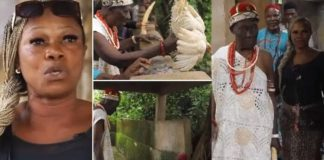 Wife Of Anambra Chief Priest Expose how pastors patronize her husband for powers