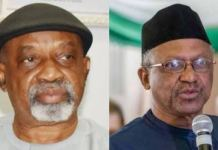 Resident Doctors Calls For Sack of Ngige and Ehanire