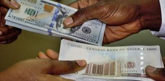 Dollar To Naira Exchange Rate Today 22 September 2021 (Official / Black Market Rate)