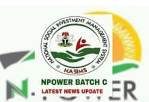Npower Extends Batch C Stream 1 Physical Verification Deadline
