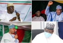List of PDP Chieftains Who Want Party's Ticket Open to All Zones
