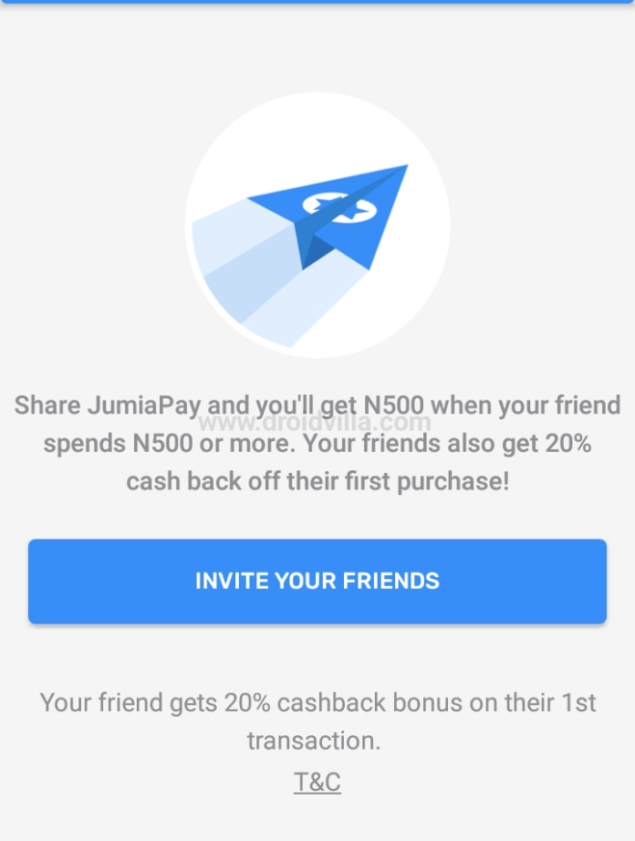 Jumia refer and earn apps in nigeria