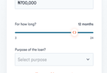 Get a Convenient Loan of up to ₦700,00 Today