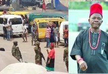 Nigerian Army Gives Update On Chiwetala Agu Controversial Arrest