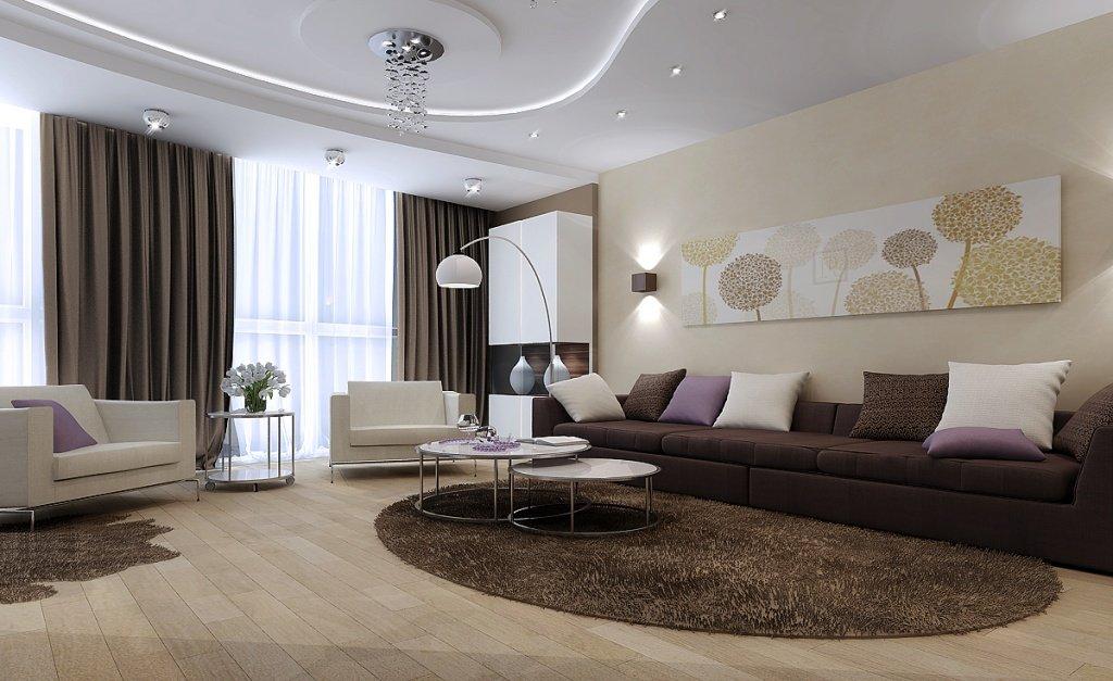 Как правильно выбирать мебель в гостиную: сочетаем цвета правильно