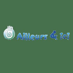 Logo Ailleurs & Ici