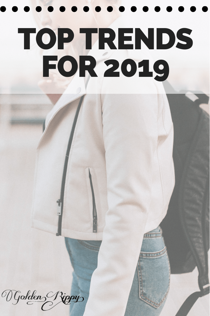 top trends for 2019