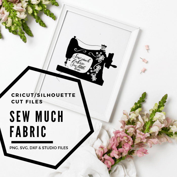 sew much fabric print