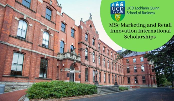 CD MSc Marketing and Retail