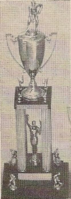 Larrabru Perpetual Trophy