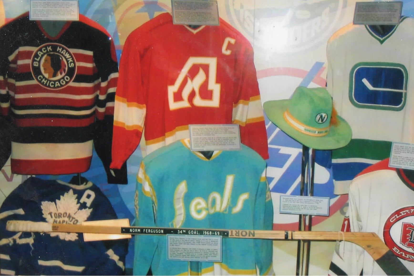 Custom Name # California Seals Retro Hockey Jersey New Johnston White Any Size