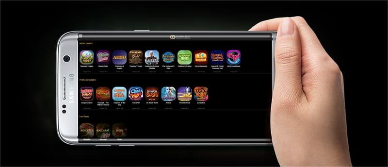 Goldenslot Mobile เล่น Golden slot บนมือถือ เล่นได้ทั้ง iPhone / Android