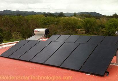 Solar Electricity Power In Puerto Rico Golden Solar Tech