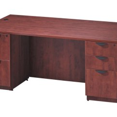 Tall Desk Chairs New Table And Classic Laminate Workstation #14 | Golden State Office Furniture