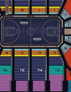 Seating map golden state warrior tickets nba seats also warriors seat chart frodo fullring rh