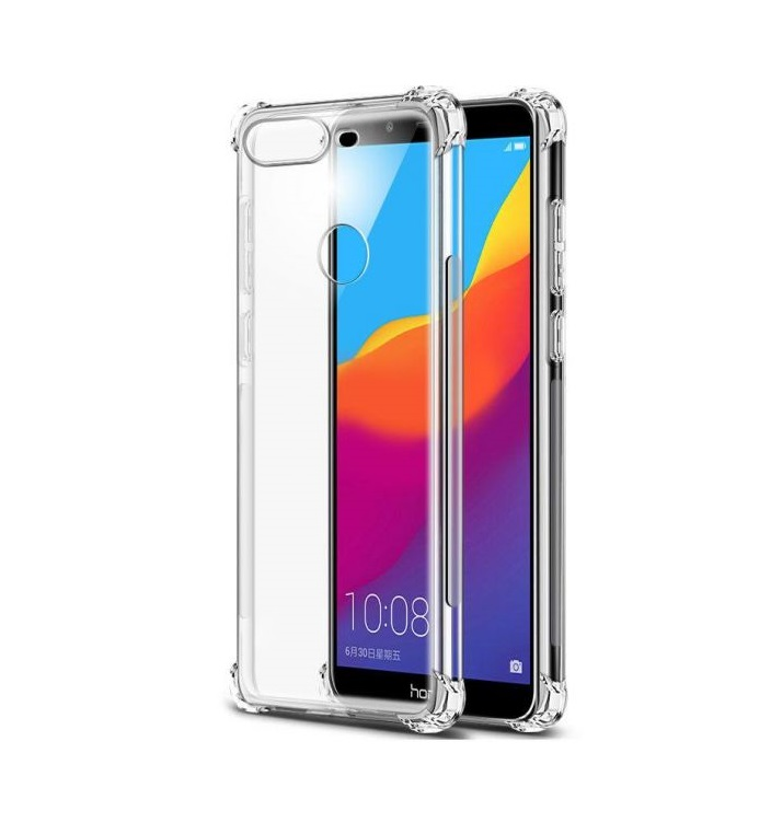 Huawei Nova 2 Lite Case Cover Clear ShockProof - goldentech ie