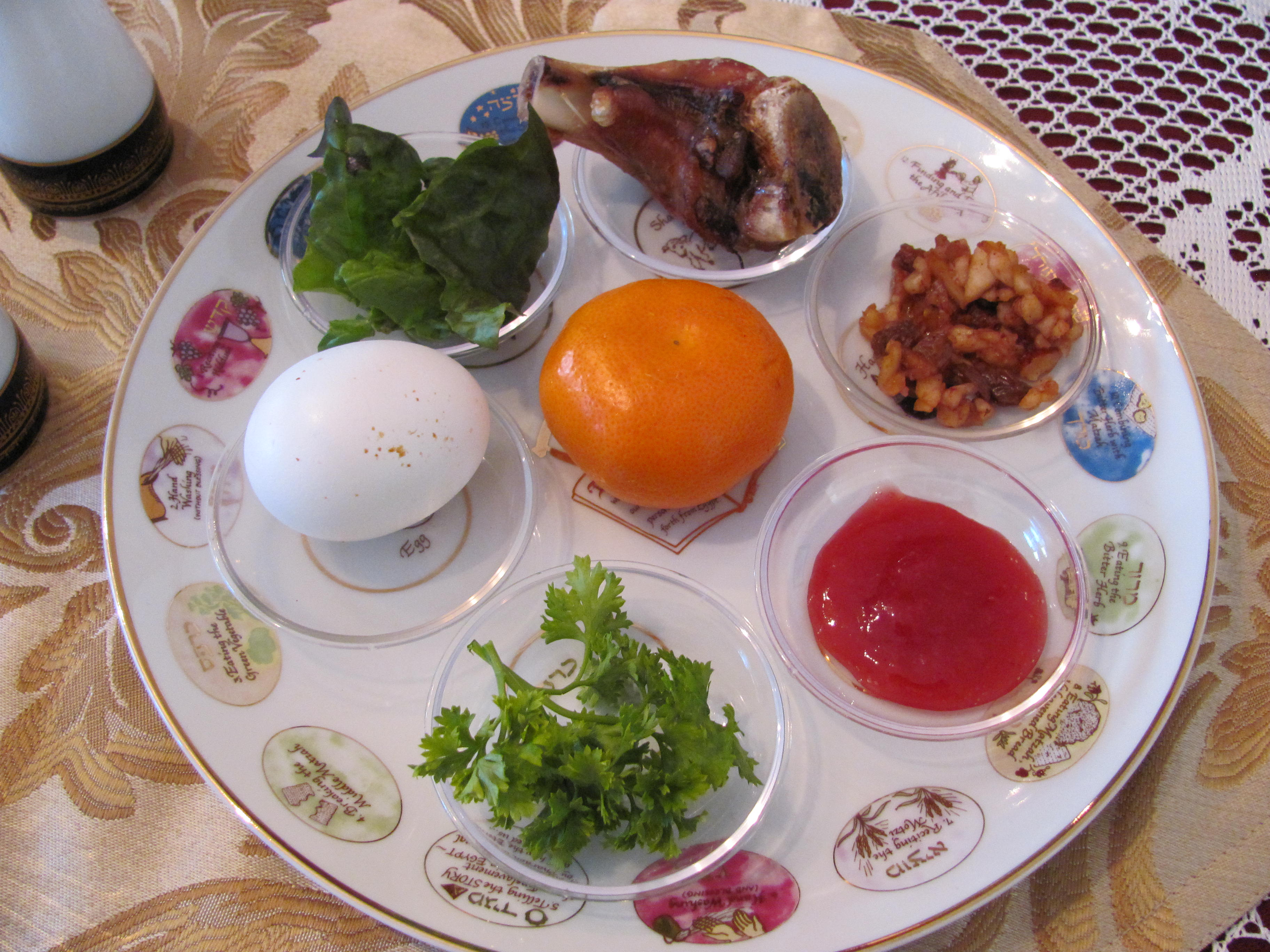 Passover Seder Prayers And The Meaning Of The Seder Foods