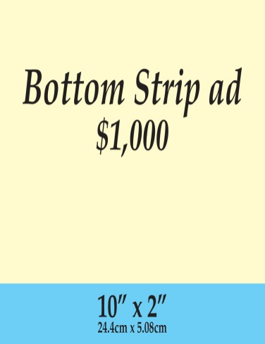 Bottom Strip ad