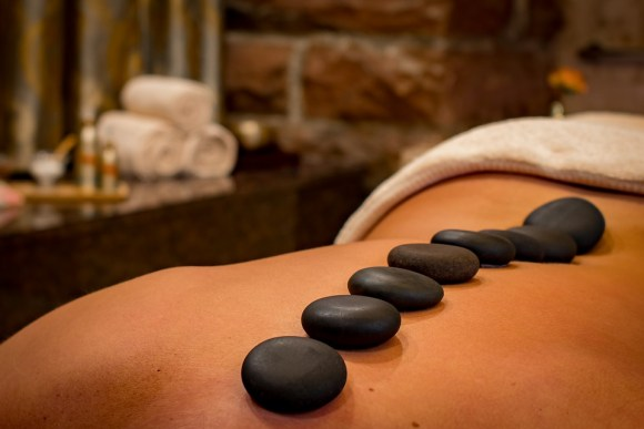 Hot Stone Massage in Patong