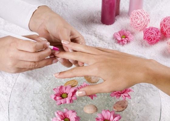 Nail service Phuket