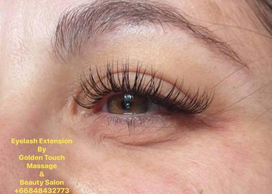 Eyelash Extensions in Patong at Golden touch 2