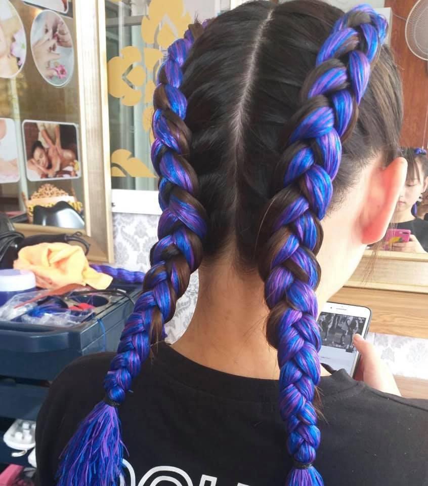 best hair brading in patong