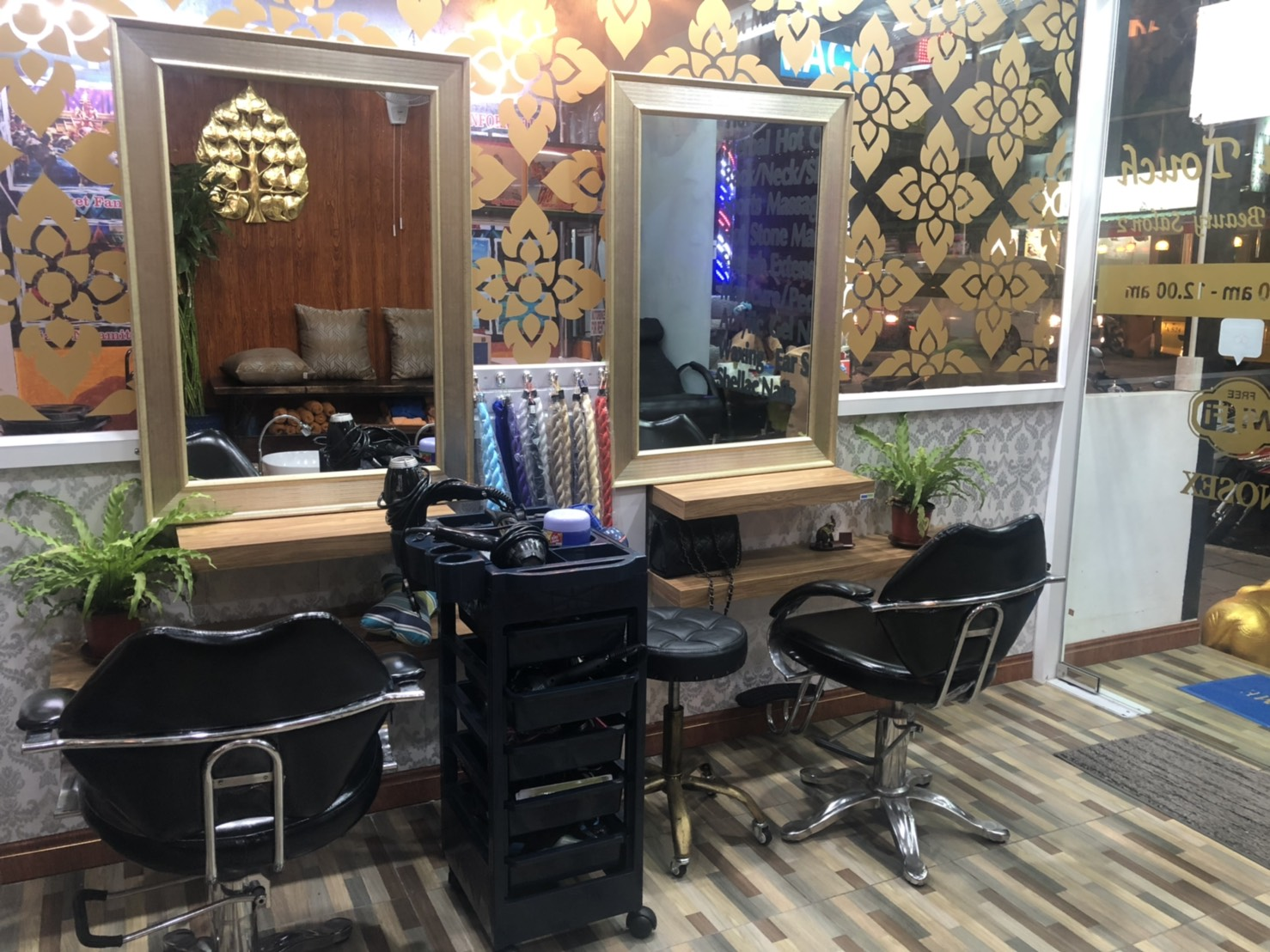 New Hair Salon in Patong