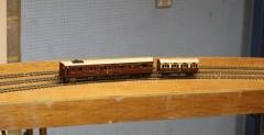 Steam Railmotor
