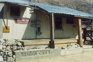 Briggs Camp adopt a cabin