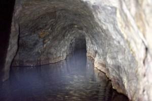 Dawn Mine - flooded