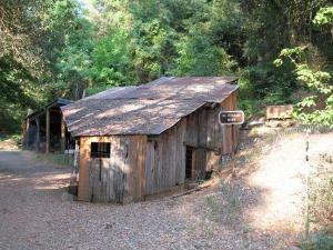 El Dorado Mine - Stamp Mill Shed