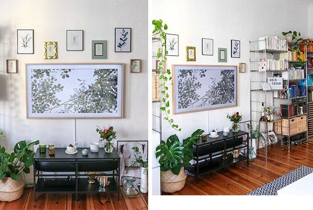 Homestory  Ein kleiner Einblick in unser Wohnzimmer