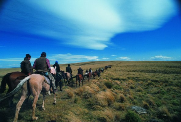 Following the old gold miners trails into Central Otago