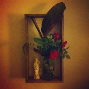 goldfinch bouquet