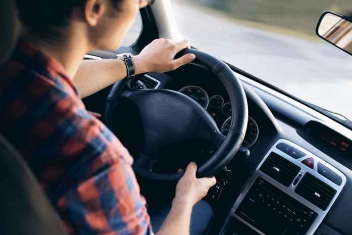 adult automotive blur car