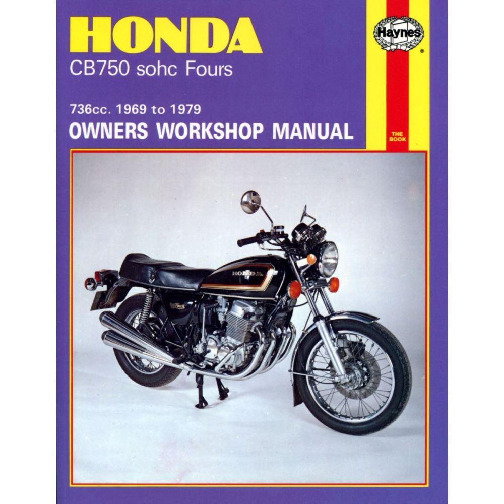 medium resolution of image is loading workshop manual honda cb750 k1 7 f1 2