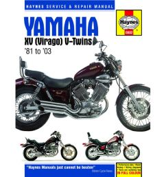 image is loading manual haynes for 1995 yamaha xv 750 g  [ 1200 x 1200 Pixel ]