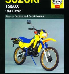 haynes manual 1599 for suzuki ts50x 1984 to 2000 for sale online ebay suzuki ts50x wiring diagram free [ 1200 x 1200 Pixel ]