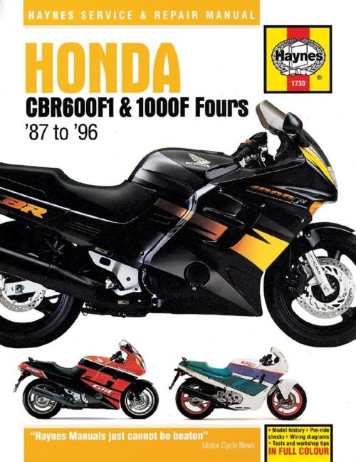small resolution of image is loading manual haynes for 1996 honda cbr 1000 ft