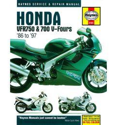 image is loading manual haynes for 1993 honda vfr 750 fp  [ 1200 x 1200 Pixel ]