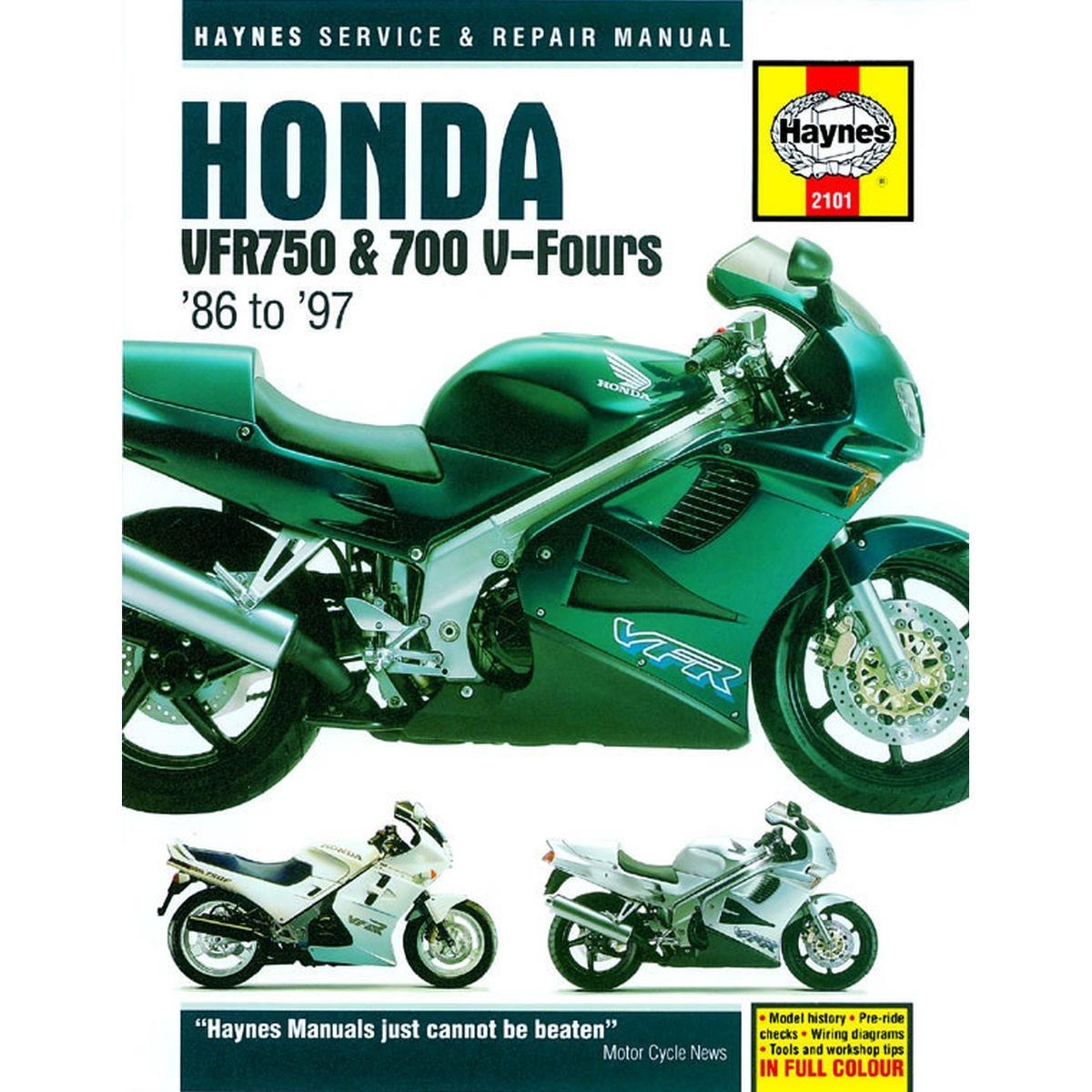 hight resolution of image is loading manual haynes for 1993 honda vfr 750 fp